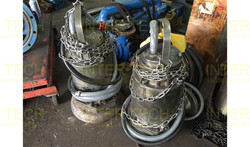 Fully Stainless Steel Flygt Submersible Pump