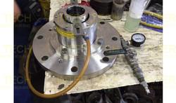 Ekato Agitator Service Repair - Mechanical Seal (After Repair)
