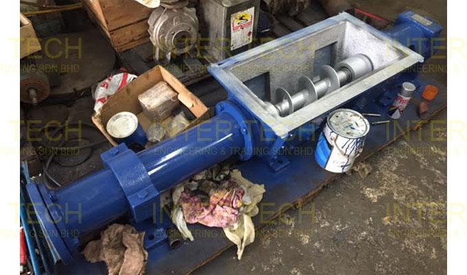 Seepex Progressive Cavity Pump