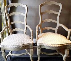 Refinish chairs