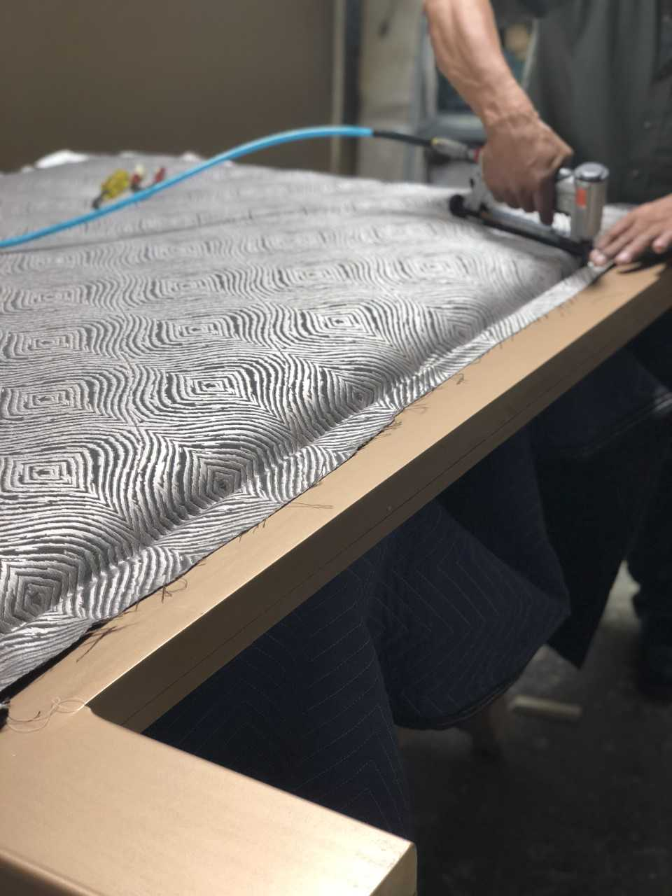 Custom Furniture making of BED