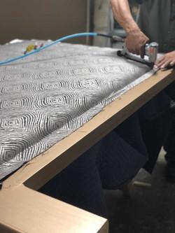 Custom Furniture making of BED