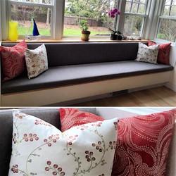 Large Custom Cushions