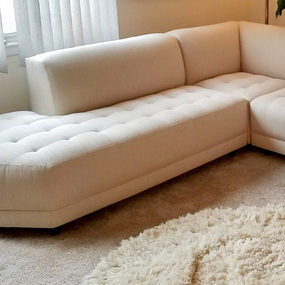 reupholstery sectional