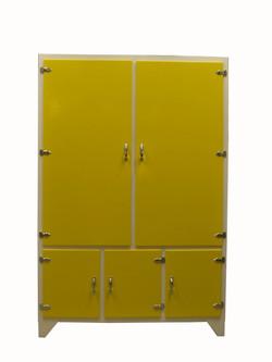 Alacena amarilla