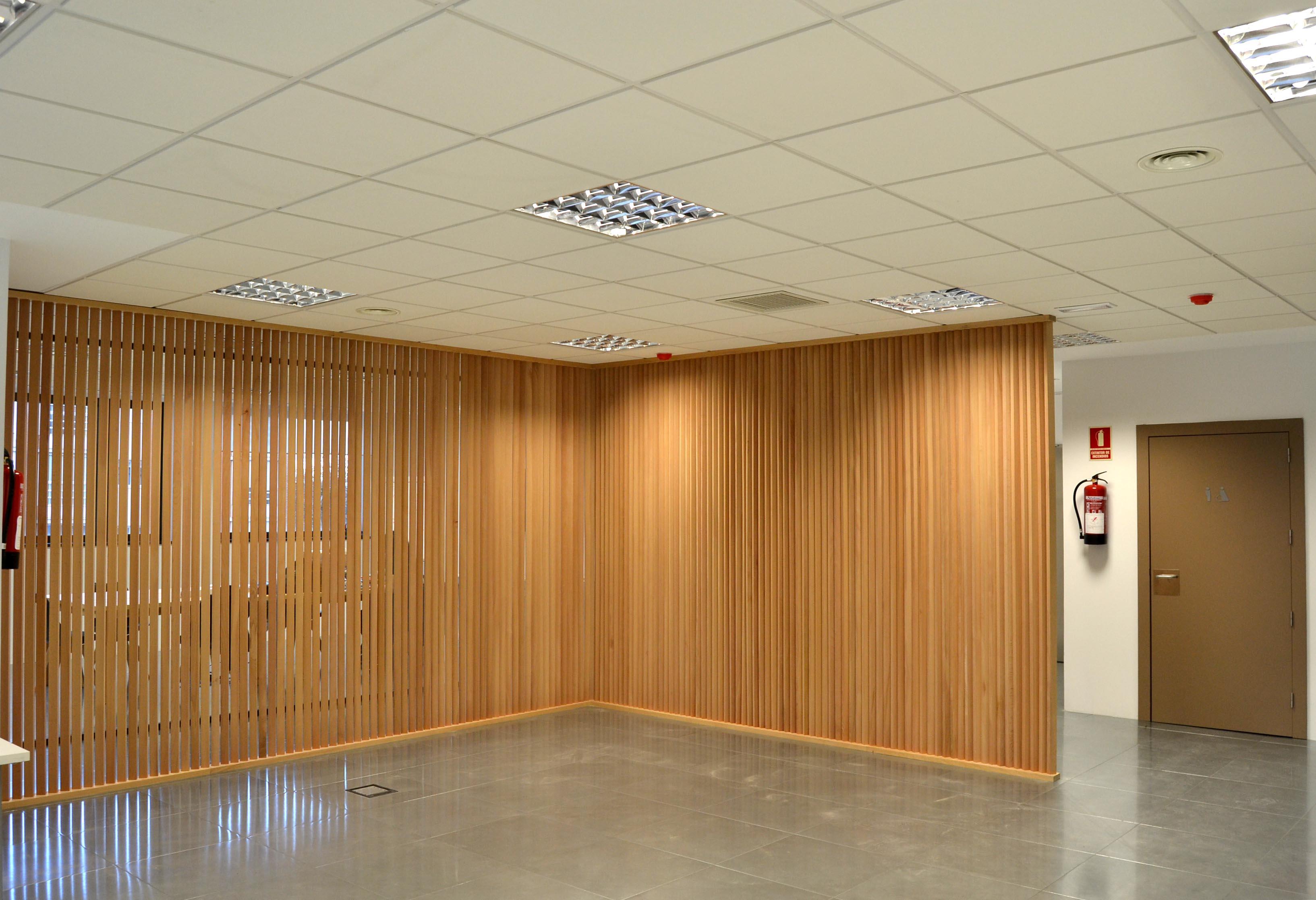 Cerramiento oficina