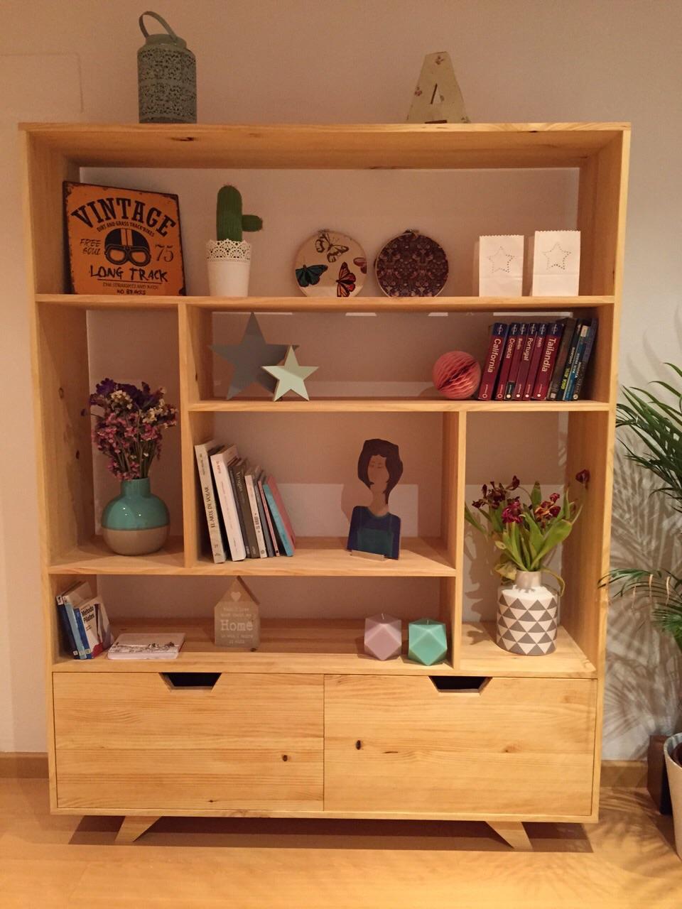 Librería pino