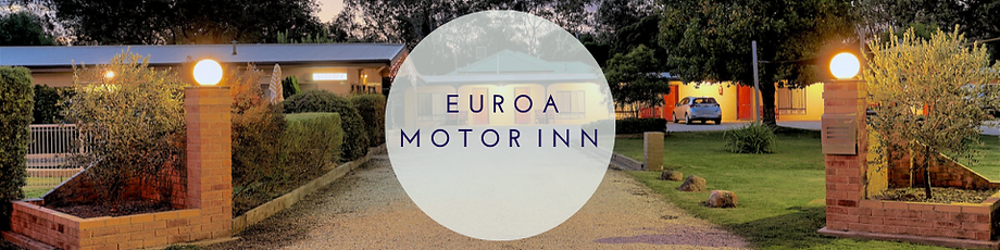 A front view of Euroa Motor Inn