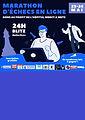 Marathon d'Échecs en Ligne