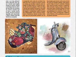 Reportaje en la Revista Sprint Motor
