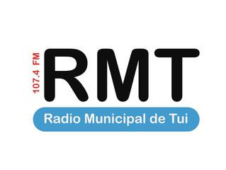 Entrevista en la Radio Municipal de Tui