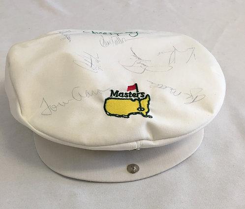 Signed Master Golf Hat