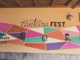 Mural en el Canteira Fest