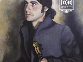 """Exposición """"10 años 100 Retratos"""" en la Casa dos Alonsos"""