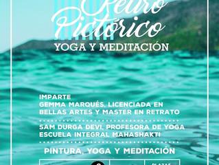 Retiro Creativo con yoga