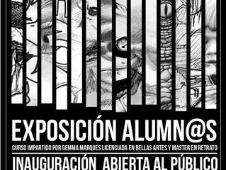 Exposición de alumnos 2018