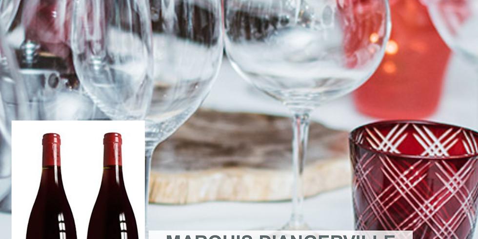 MARQUIS D'ANGERVILLE WINE DINNER