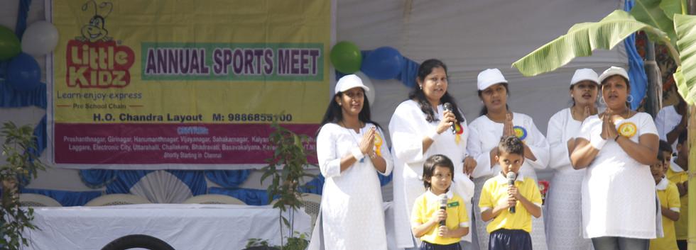 Little Kidz Sports Meet