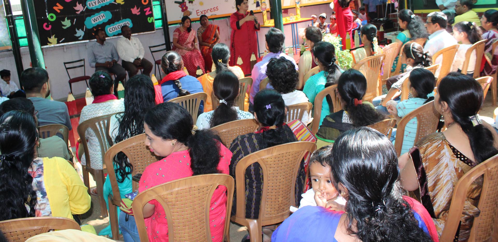 Workshop on Good Parenting