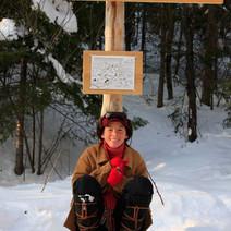 Snow Lucy's Mukluks Loop