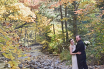 Perfect setting for a fall wedding