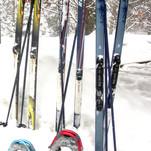 Ski and Snowshoe