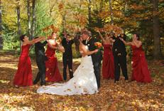 Stokely Fall Wedding