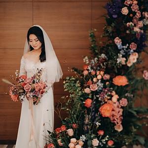 Yuan Feng x Pei Wen