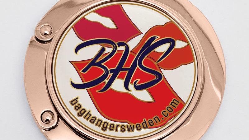 """Baghanger """"LIPS""""  (Rosé/pink gold)"""