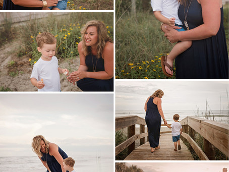 {Mommy & Me} ReAnna Nicole Photography Jacksonville FL Family & Children Photographer