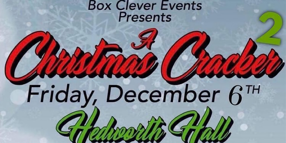 Box Clever Events - A Christmas Cracker 2