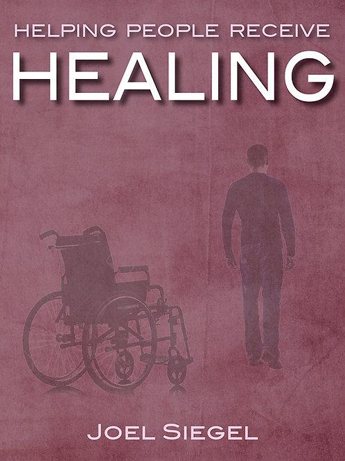 HEALING - Helping People Receive