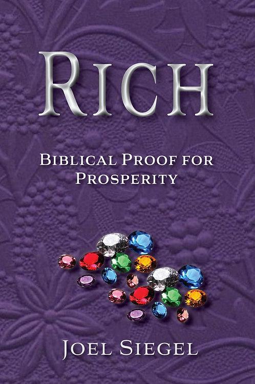 RICH -Biblical Proof For Prosperity