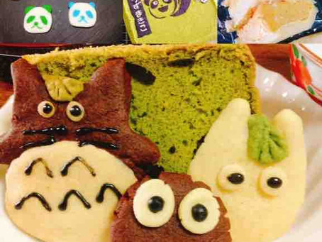 ロールケーキとデコもちコラボレッスン!!