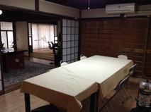 レッスン部屋 大阪 泉佐野のデコ巻き寿司  うずまきこ 古民家つばめ教室