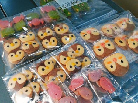 イベント用くむクッキーTM制作