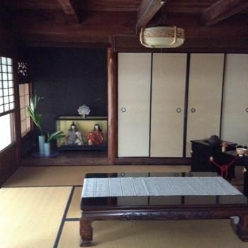 奥の和室 大阪 泉佐野のデコ巻き寿司  うずまきこ 古民家つばめ教室