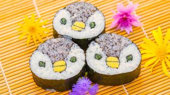 Decomaki-Sushi Penguin