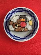 Decomaki-Sushi KINTARO ans Bear