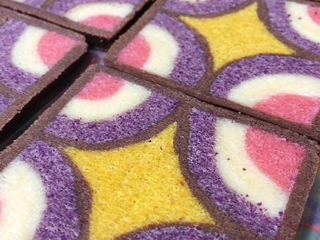 四海巻きくむクッキー