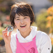 """Uzumakiko"" Decomaki-Sushi instructor"