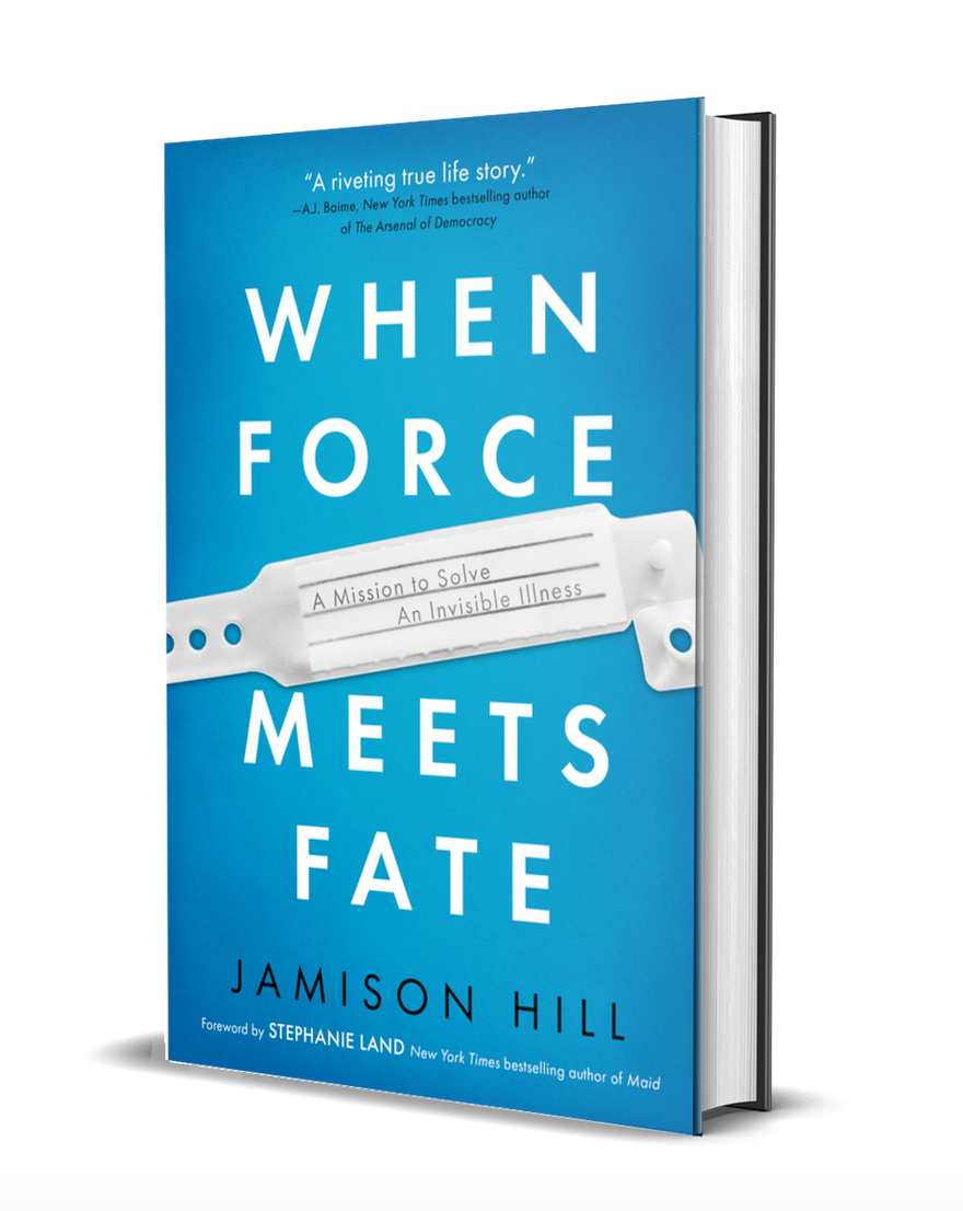 When Force Meets Fate book chronic illness