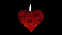 אהבה בחושך