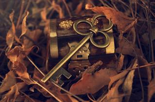 מפתח אחד לשלושה אוצרות