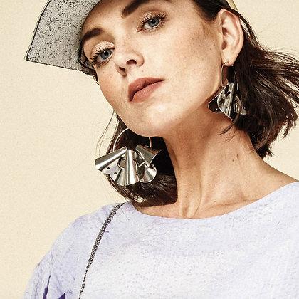 Layia Earring -Silver