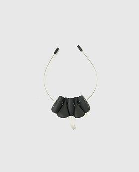 Kesar Necklace - Black