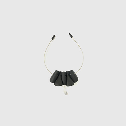 Kesar Necklace - Black