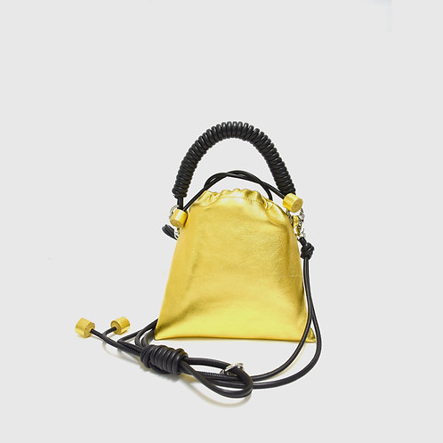 Pea Bag - Metal Gold