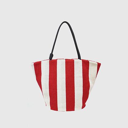 Medium Fungus Bag - Red Striped