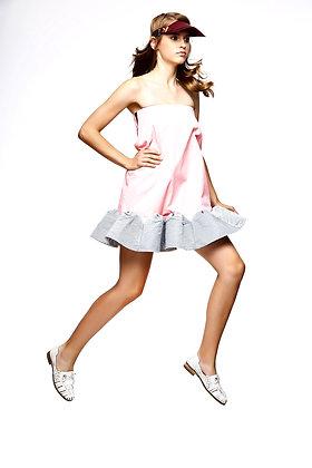 Klokje Skirts - Pink